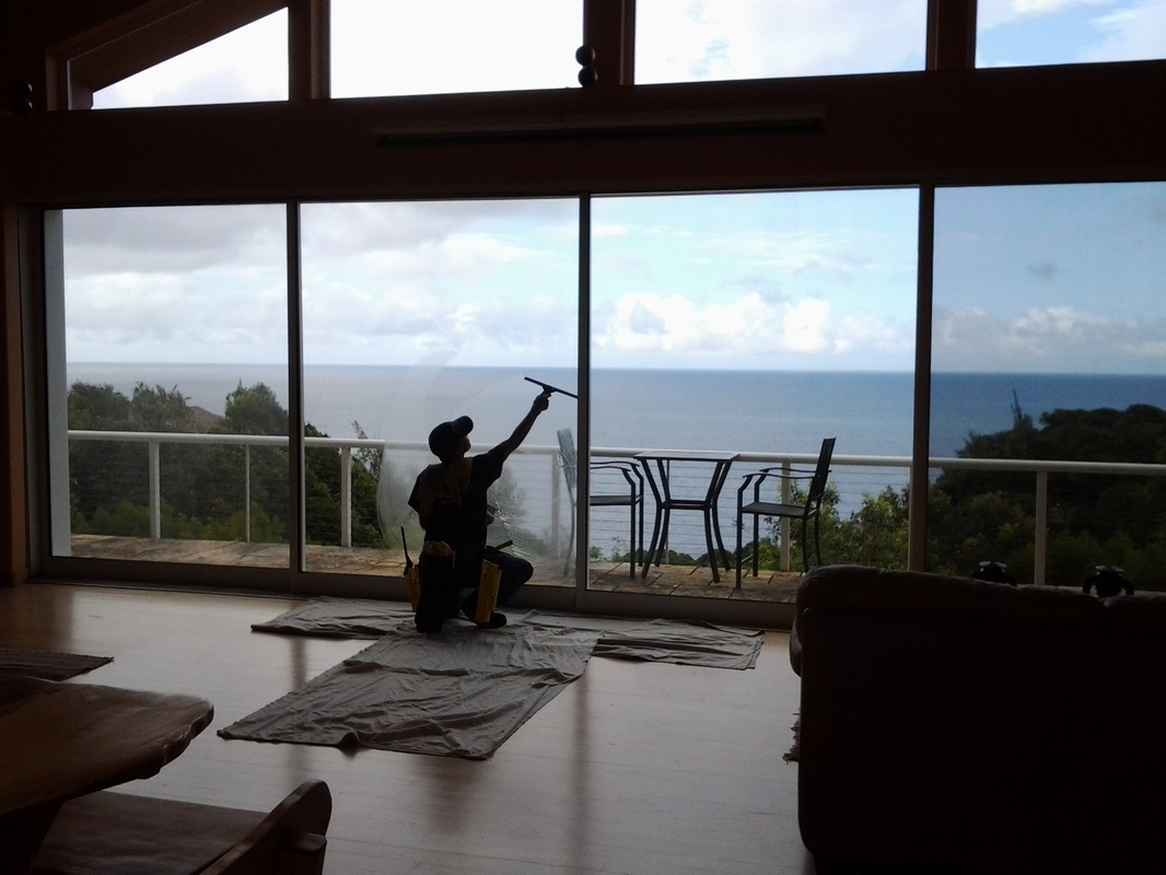 window cleaning maui aarons maui window cleaning inc picture version mobile web cleaning window cleaning upcountry